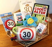 30 Geburtstag Geschenk Mann Geschenkidee Geburtstagsgeschenk Geschenke lustig