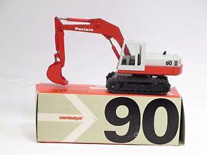 Poclain 90 Excavator - 1/50 - Gescha #2895 - N.MIB