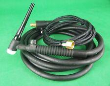 WP-17V TIG Torch WP17V 4.0m NORTH TIG Torch WP17V Dinse 35/50  Aussie Seller