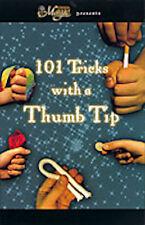 101 tricks w/thumbtip book from Murphy's Magic