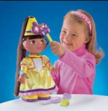 DORA EXPLORER Talking Singing Doll 30+cm  Princess Fairytale Adventure RARE