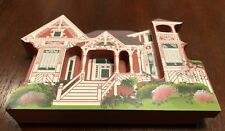 Shelia's Collectible Wooden Houses Ralston House Albany Oregon 1993