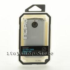 Incipio Sony Xperia E1 Feather Hard Slim Ultra Thin Snap Case Cover Frost