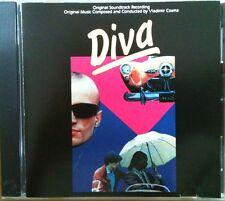 DIVA Soundtrack La Wally Catalani Vladimir Cosma Ebben? ne andro lontana CD 1981
