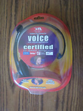Cyber Accoustics AC-100R Headset Microphone for VOIP