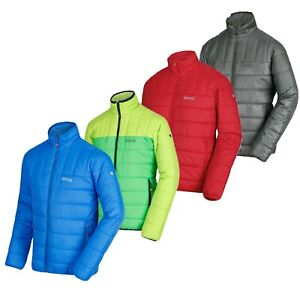 Regatta Mens Water Repellent Quilted Padded Puffa Puffer Jacket Coat RRP £70
