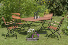 Klappbare Garten Tische Stuhl Sets Aus Metall Gunstig