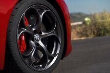 4x Jantes Alfa Romeo 159, GIULIA, GIULIETTA, STELVIO en 19'' pouces