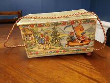 Vintage Child's Music Box