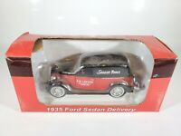 Snap-On 1935 Ford Sedan Delivery A. H. LAFOON ST. CHARLES IL. NIB 1/38 Scale