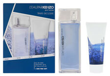 L'eau Par Kenzo Cologne Gift Set by Kenzo   3.4 oz EDT Spray + Shower Gel (2-pc)