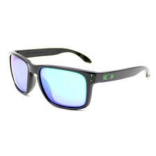 Oakley Holbrook Sports Polarized Sunglasses Green Lens