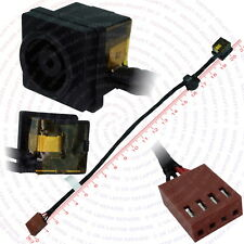 SONY Vaio PCG-8152M DC Power Jack Socket con Conector Cable Arnés