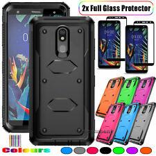 For LG K40/ Solo 4G LTE /K30 / K10 2018 Shockproof Hard Armor Phone Case Cover