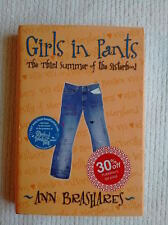 Girls in Pants The Third Summer of the Sisterhood by Ann Brashares