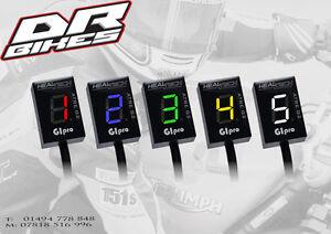 Ducati Hypermotard 2021 Healtech Gear Indicator GIPRO A/TRE Official Seller