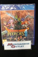 Dragon Quest Heroes II Playstation 4 Edition (French/English Edition)