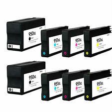 Ink Cartridge for HP Officejet Pro 8600e,8600 Plus,8600 Premium (4-color x2)