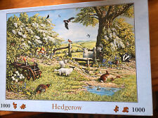 House Of Puzzles Hedgrow By Micahel Kitchen-hurle 1000 Piece Jigsaw Puzzle