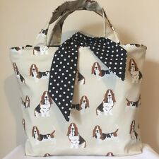 Basset Hound Dog Print Bag