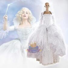 Fairy Godmother Gown Costume 2015 Cinderella Movie Custom Made Best Design