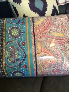 1 pc Queen size comforter , Multi Color, NEW