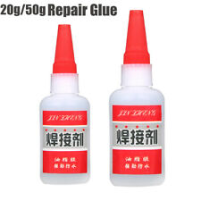 1x Glue Gel 20/50g Tire Repair Glue Welding Agent Fast Repair Curing Universal