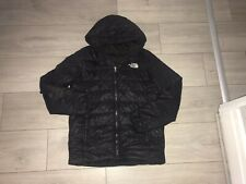 Boys The North Face Reversable Hooded Jacket Size Large Aged 12-13