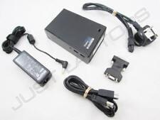 Usb Dual Dvi Display Docking Station Port Replicator for Toshiba Hp Laptop