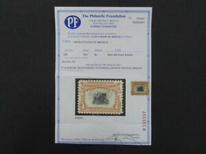 Nystamps US Stamp # 296 Mint OG NH $180 PF Certificate u25zd