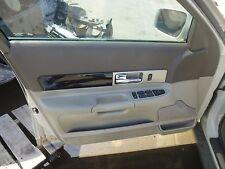 LINCOLN LS 2003 2004 2005 2006 LEFT FRONT INTERIOR DOOR PANEL