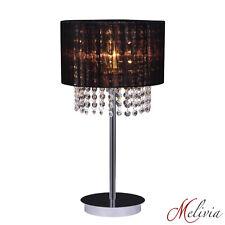 innenraum tischlampen aus kristall 41 60 cm breite g nstig kaufen ebay. Black Bedroom Furniture Sets. Home Design Ideas
