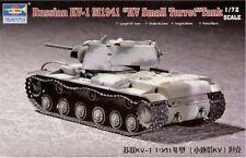 1/72 Russia KV-1 M1941 Trumpeter MODEL KIT 07232