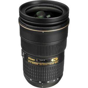 Nikon AF-S NIKKOR 24-70MM 1:2.8 G ED Lens