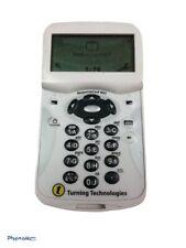 2 Turning Technologies RCXR-02 Clicker Response Remotes