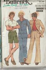 Vintage Butterick Sewing Pattern 4710 Mens Casual Suit Size 40 Father's Day