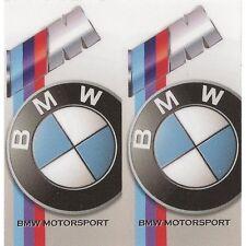 """Sticker """" BMW Motorsport """" 68mm x 65mm BIC Lighter"""
