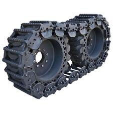 Prowler 10 Inch Predator Steel Skid Steer Over The Tire Tracks - OTT, 10x16.5