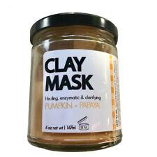 Pumpkin Papaya Enzyme Clay Mask by SaBo Organics