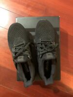 Ultra boost 1.0 triple black us men size 9