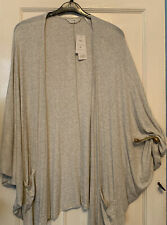 M&S SUMPUOUSLY SOFT LOUNGWEAR OPEN FRONT DUVET DAYS COVER UP SIZE 14 Bnwt