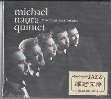 Michael Naura Quintet – European Jazz Sounds EU/JAPAN DIGIPAK CD German Jazz