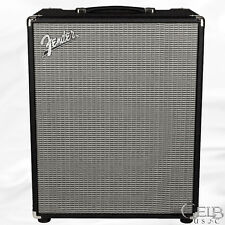 Fender Rumble 500 (V3), Bass Combo Amp, Black/Silver - 2370600000