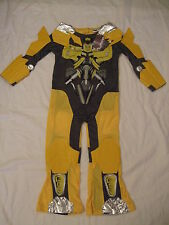 Costume  TRANSFORMERS sans masque - 5/7 ans - neuf