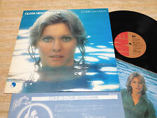 OLIVIA NEWTON JOHN-Come On Over Japan LP