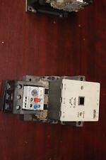 Siemens 3TB47-17-0A, Motor starter, 110V, w/ 3UA58-00-2T overload