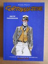 CORTO MALTESE Classici del Fumetto Repubblica Serie Oro N°6 [G509A]