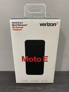 Motorola Moto E (2020) MOTXT20522PP 32GB 6.2in Blue Verizon Prepaid Brand New