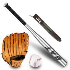 64cm Baseball Bat Kit Kids Teenager Softball Gloves Set With Bag Bat softball