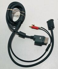 Original Genuine Microsoft Xbox 360 VGA HD AV Cable